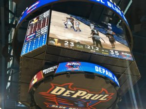 Wintrust Arena – DePaul's New Home