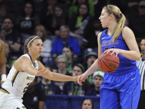 DePaul's Second Big East Win In A Row & A High Scorer