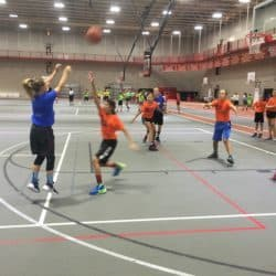 Doug Bruno Girls Basketball Camp