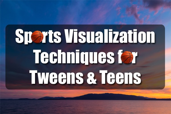 Positive visualization for teens