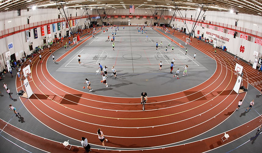 Res Rec Center Gym North Central College