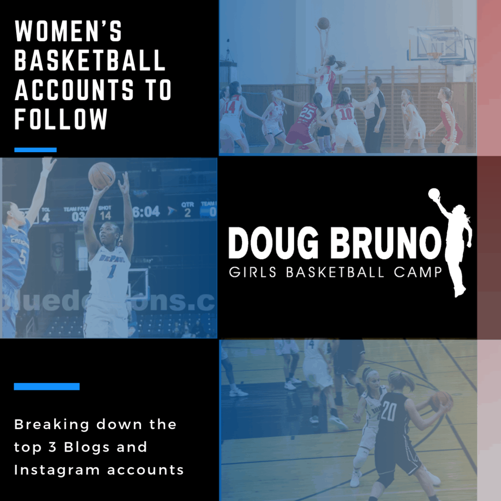 women's basketball accounts to follow